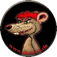Dirt Rat Button